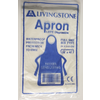 APRON DISPOSABLE EACH