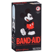 BANDAID CHARACTER MICKEY MOUSE (15)